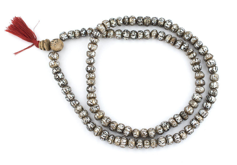 Vintage-Style Naga Shell Disk Beads (12mm) - The Bead Chest