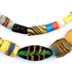 Premium Glass Mixed Trade Beads