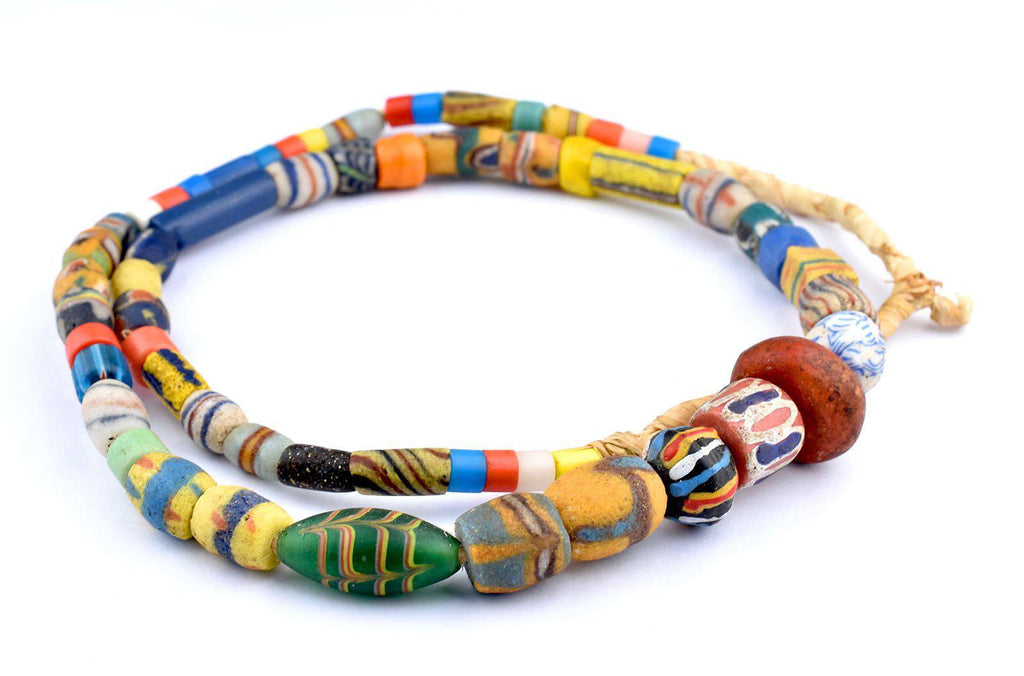 Premium Glass Mixed Trade Beads - The Bead Chest