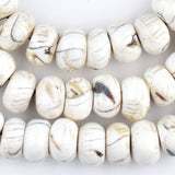 Disk Naga Conch Shell Beads (14mm)