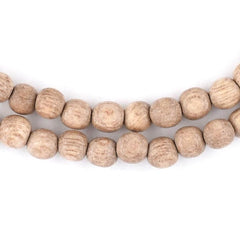 Round Rosewood Beads (4mm)