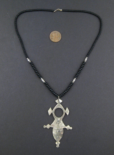 Tuareg Cross Pendant (Large)