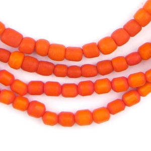 Kenya Coral Camel Bone Beads (Nugget) - The Bead Chest