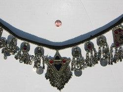 Afghani Belly Dance Belt - The Bead Chest