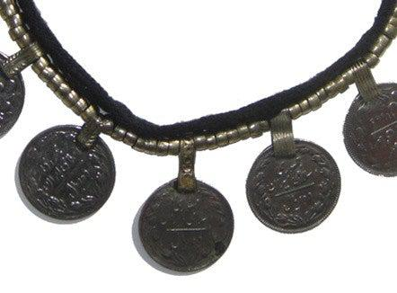 Image of Afghanistan Coin Necklace - The Bead Chest