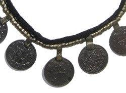 Afghanistan Coin Necklace - The Bead Chest