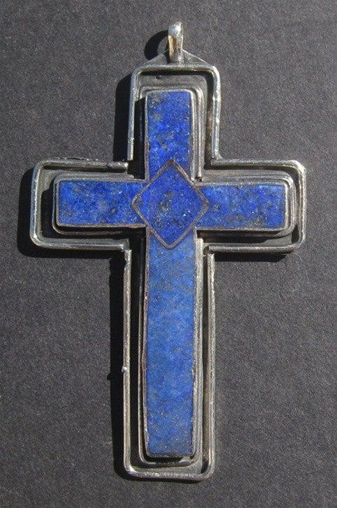 Afghani Cross - The Bead Chest