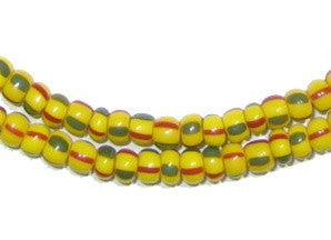 Jamaica Mix Chevron Beads - The Bead Chest