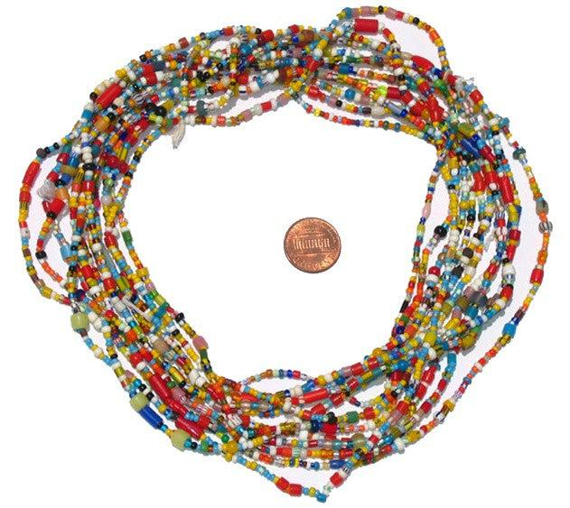 African Love Beads (1 strand) - The Bead Chest