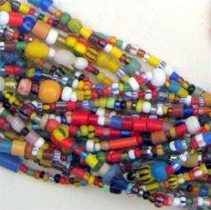 Christmas Beads (12 Strands) - The Bead Chest