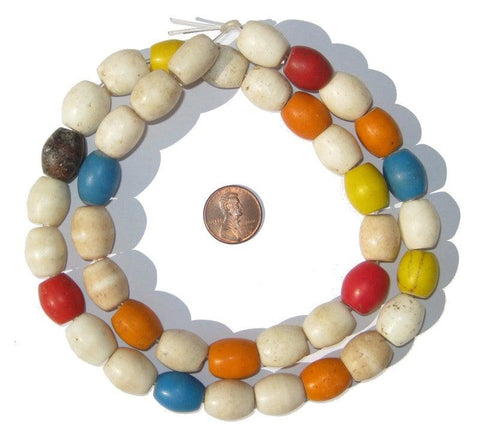 Image of Multicolor Bohemian Colodonte Beads (One of a Kind) - The Bead Chest