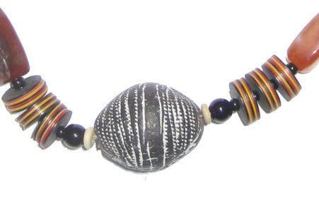 Image of African Designer Necklace - The Bead Chest