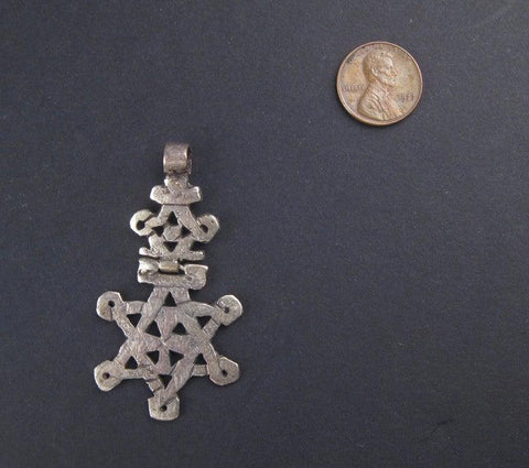 Image of Ethiopian Star of David - The Bead Chest