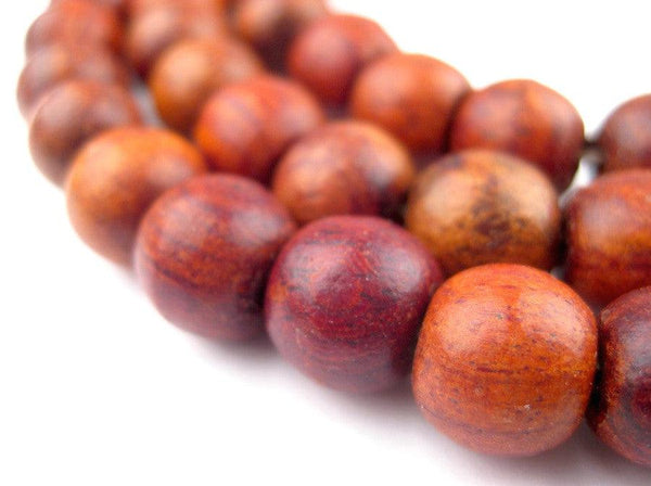 Rosewood Beads (9x11mm)