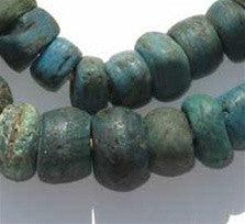 Image of Hebron Kano Beads (Turquoise) - The Bead Chest