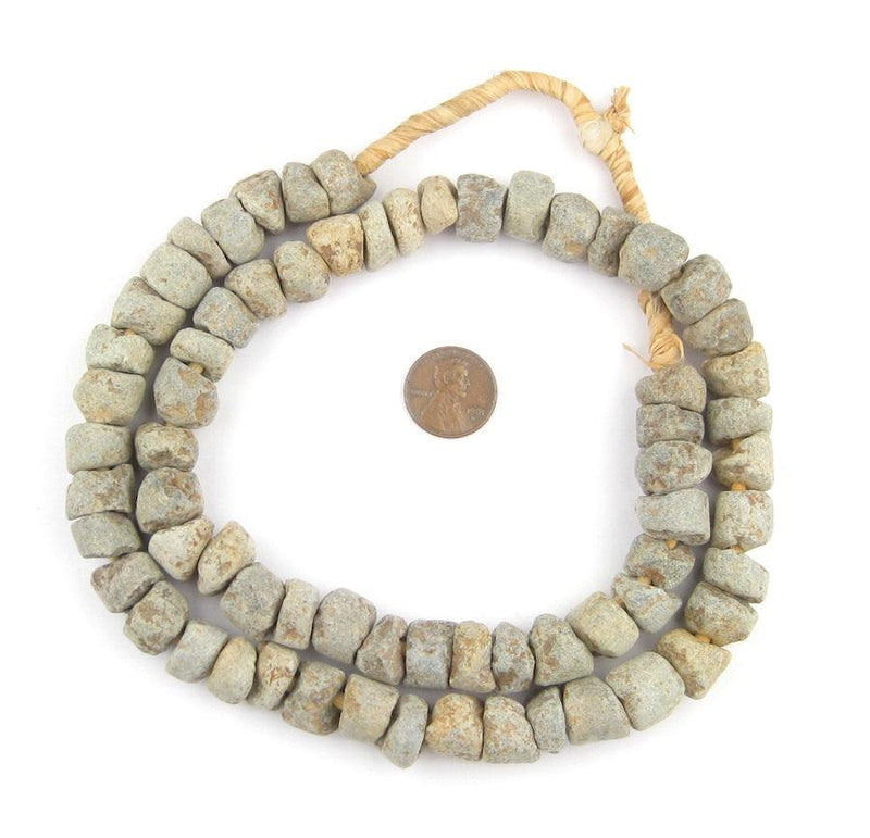 Coarse Mali Stone Beads - The Bead Chest