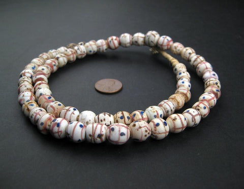 Image of Old Venetian Medicine Man African Trade Beads - The Bead Chest