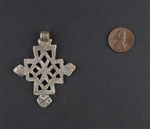 Ethiopian Coptic Cross - The Bead Chest