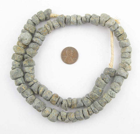 Image of Old Mali Stone Beads - The Bead Chest