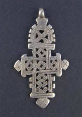 Ethiopian Coptic Cross (Large)