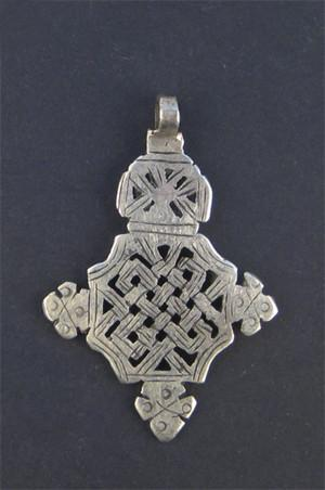 Ethiopian Coptic Cross (Large) - The Bead Chest