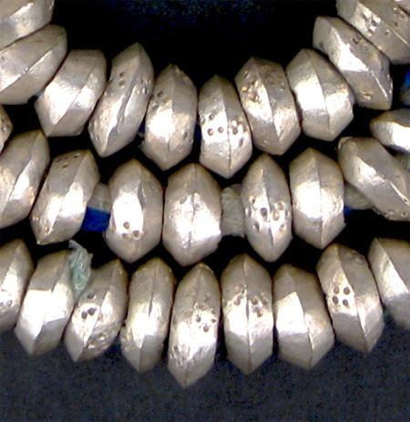 Ethiopian Wollo Rings (Long Strand) - The Bead Chest