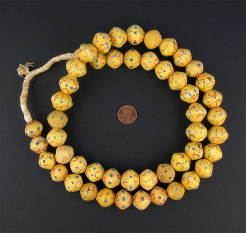 Image of Antique King Trade Beads (Long Strand) - The Bead Chest
