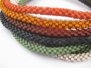 Rare Star Snake Beads (Set of 6) - The Bead Chest