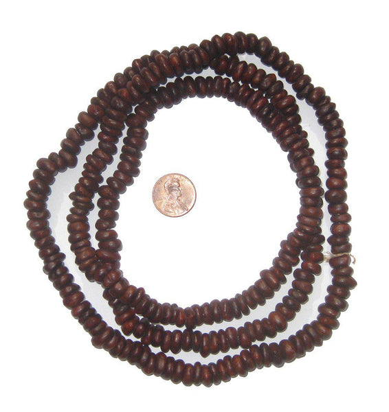 Cawwa Natural Seed Beads from Kenya
