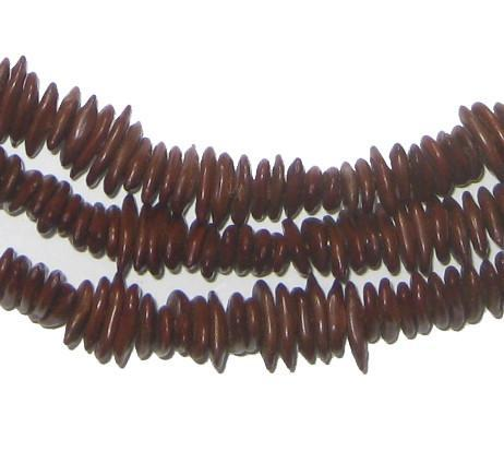 Image of Rukenya Natural Seed Beads from Kenya - The Bead Chest