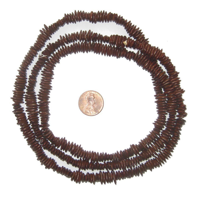 Rukenya Natural Seed Beads from Kenya - The Bead Chest