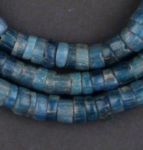 Old Djenne Glass Beads (Long Strand) - The Bead Chest