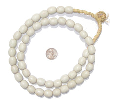 Bohemian Colodonte Beads (Grey)