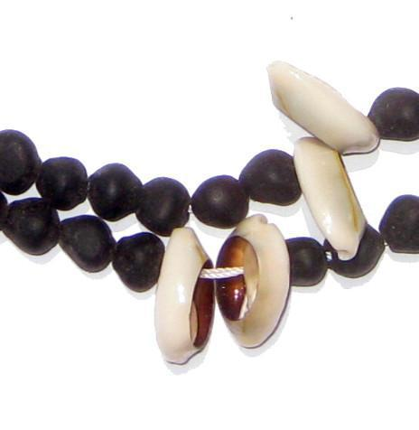 Ivory Coast Wood Beads - The Bead Chest