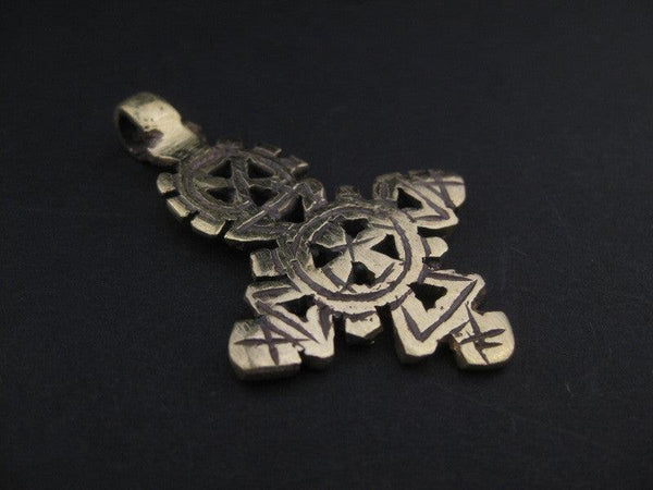Ethiopian Coptic Cross (Small)