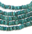Authentic Turquoise Chip Stone Beads - The Bead Chest
