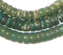 Kakamba Prosser Beads (Green)