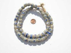 Krobo Fancy Powderglass Beads