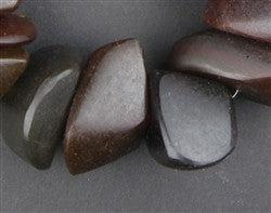 Moroccan Resin Chunk Beads - The Bead Chest