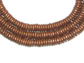 Image of Kenya Copper Heishi Beads - The Bead Chest