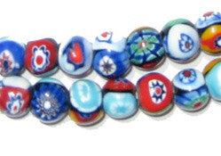 Image of Millefiori Beads (Small, Round) - The Bead Chest