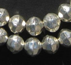 Faceted Aluminum Beads (Small)
