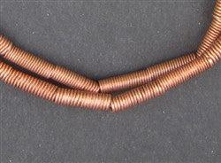 Copper Coil Beads