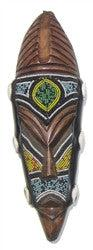 Image of African Ghana Beaded Mask - The Bead Chest