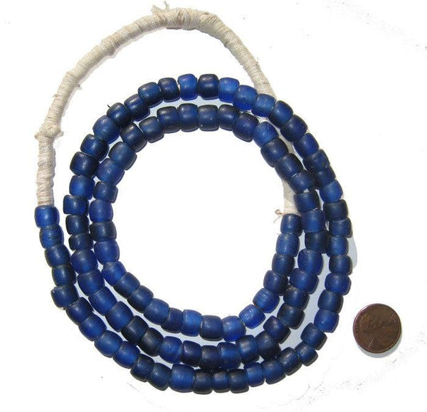 Old Padre Beads (Blue)