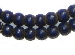 Navy Blue Padre Beads - The Bead Chest