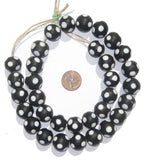 Polka Dot Eye Beads