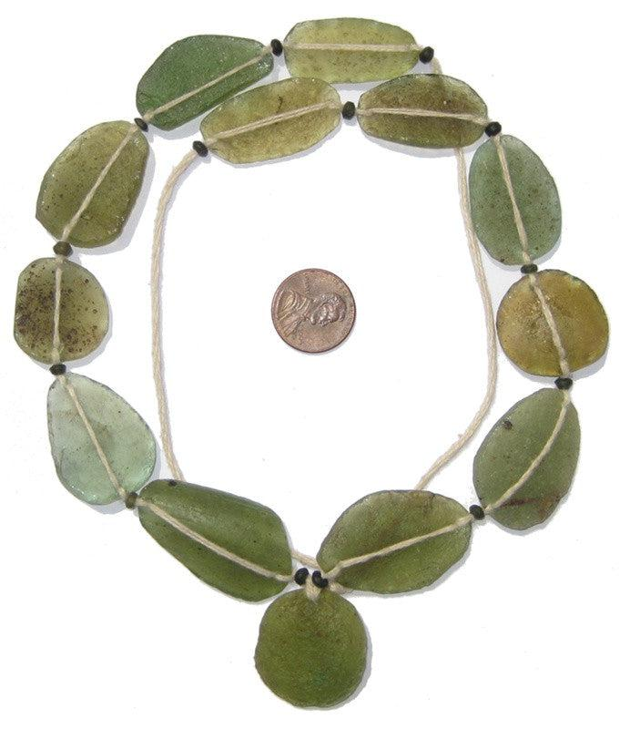 Roman Glass Necklace - The Bead Chest