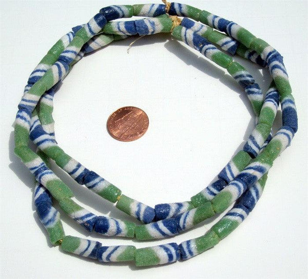 Sandcast Beads (3 Strands)