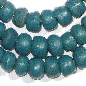 Turquoise Sandcast Beads - The Bead Chest